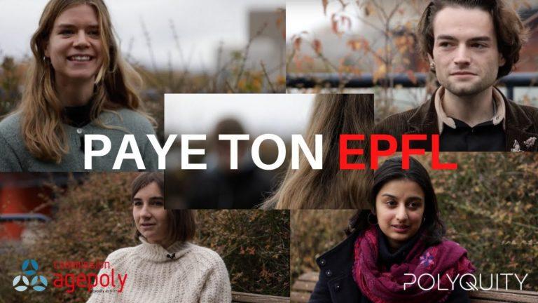 Paye ton EPFL campagne Polyquity
